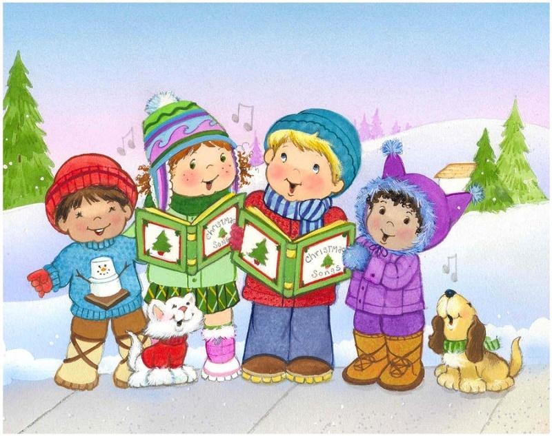Новогодние песни для 6 класса скачать